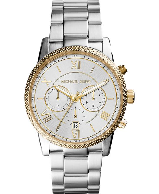Michael Kors Hawthorne Chronograph Men's Watch 42mm