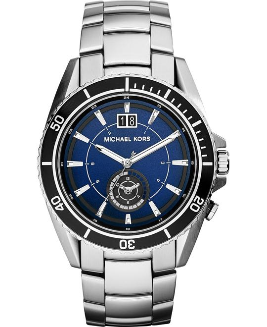 Michael Kors Jetmaster Three Hand Men's Watch 45mm