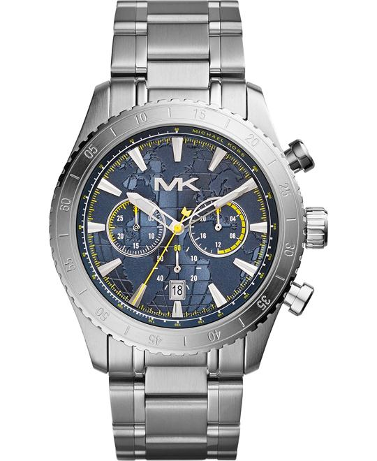 Michael Kors Richardson Blue Men's Watch 45mm