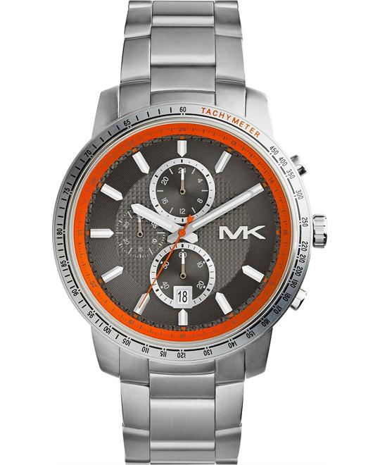 Michael Kors Granger Stainless Bracelet Watch 45mm