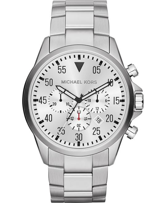 Michael Kors Gage Bracelet Men's Watch 45mm