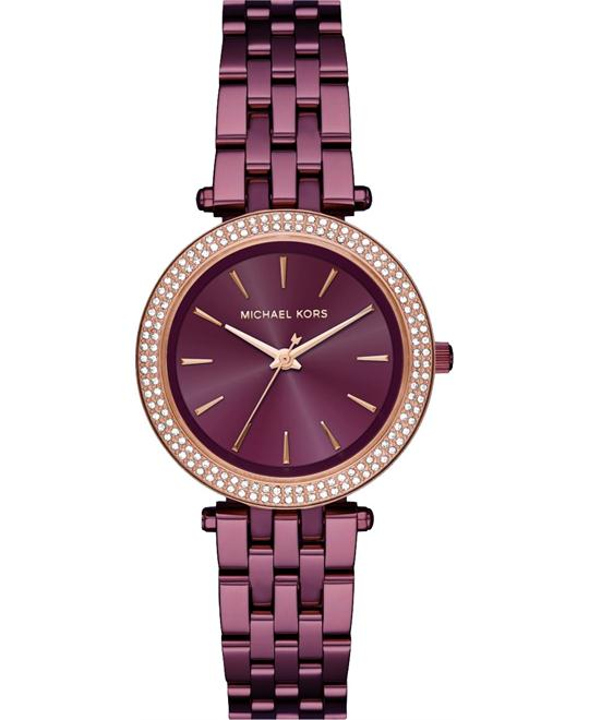 MICHAEL KORS Mini Darci Pavé Watch 33mm