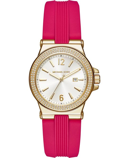 MICHAEL KORS Mini Dylan Sunray Ladies Watch 33mm