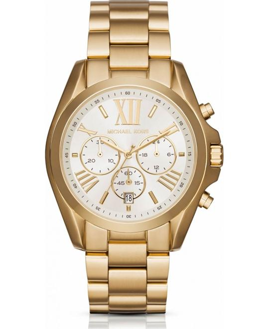 MICHAEL KORS Oversize Bradshaw Watch 43mm