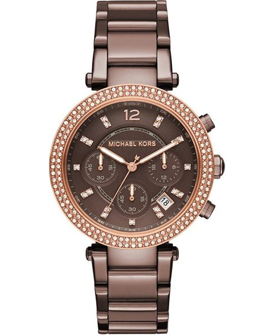 Michael Kors Parker Chronograph Ladies Watch 39mm