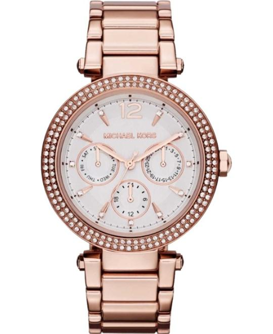 MICHAEL KORS Parker Chronograph Watch 39mm