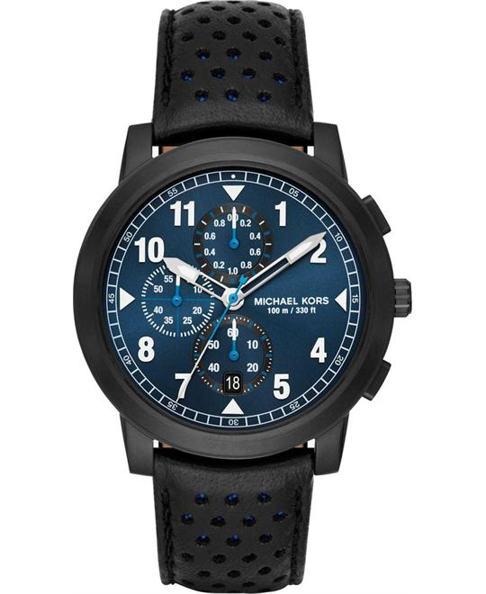 Michael Kors Paxton Blue Dial Men's Watch 43mm