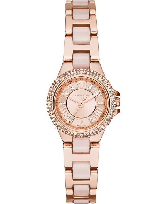 Michael Kors  Petite Camille Women's Blush Watch 26mm