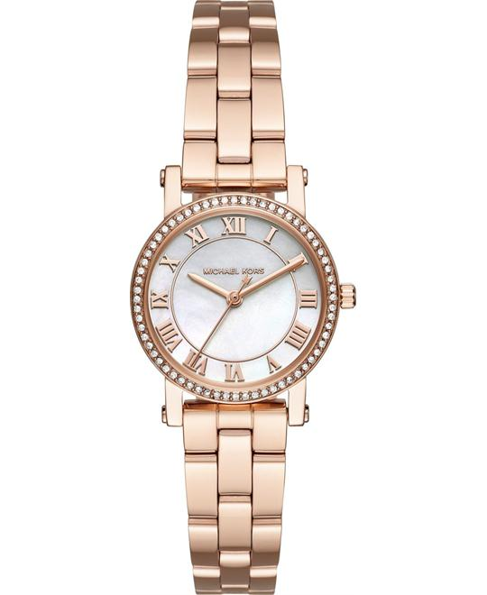 MICHAEL KORS Petite Norie Rose Gold Watch 28mm