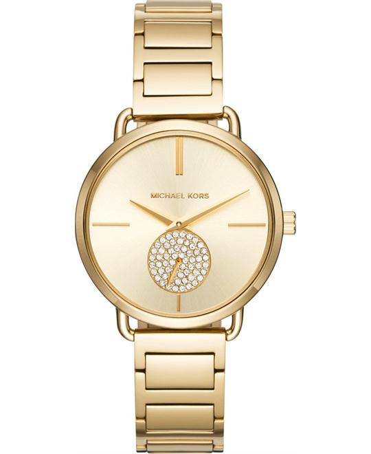 Michael Kors Portia Gold-Tone  Watch 36mm