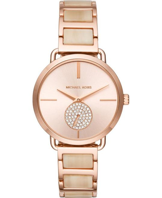 Michael Kors Portia  Sub-Eye Watch 36mm