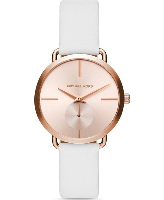 Michael Kors Portia Two-Hand Sub-Eye Watch 36mm