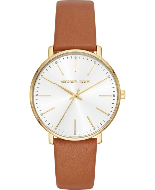 MICHAEL KORS Pyper Gold-Tone Watch 38mm