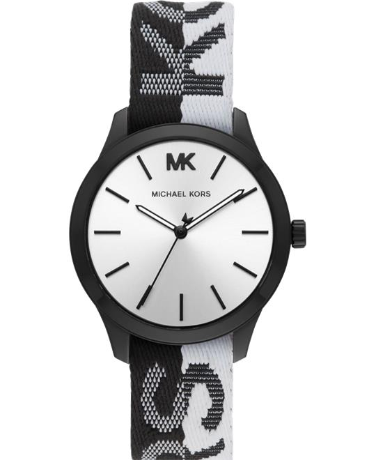 Michael Kors Runway Nylon Watch 38mm