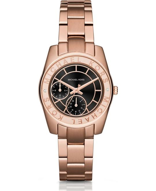MICHAEL KORS Ryland Rose Ladies Watch 33mm