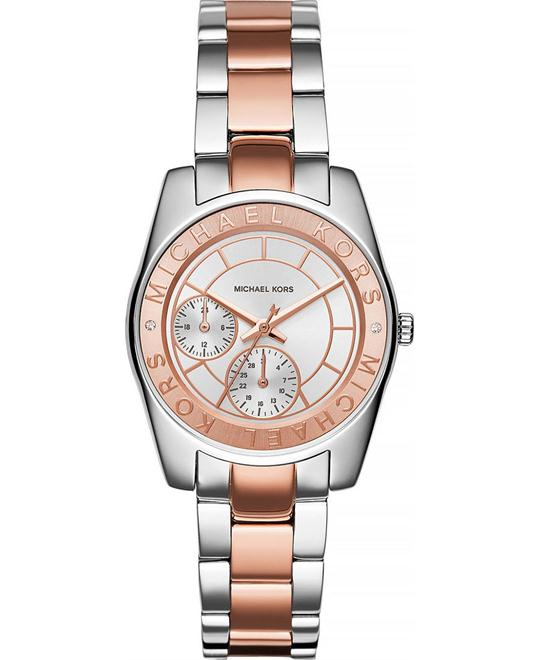 Michael Kors Ryland Two-Tone Women's Watch 33mm