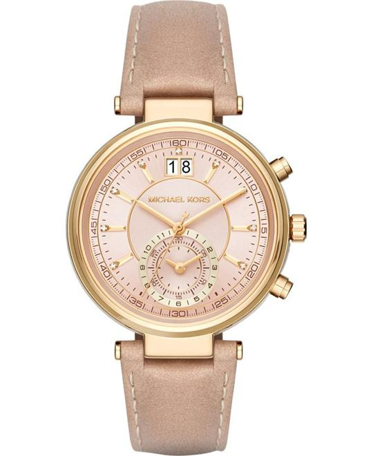 Michael Kors Sawyer Watch 39mm