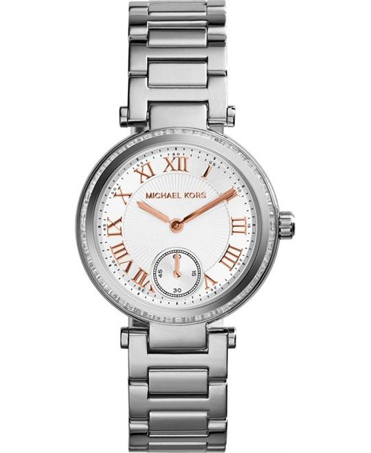 MICHAEL KORS Skylar Stainless Steel Ladies Watch 33mm