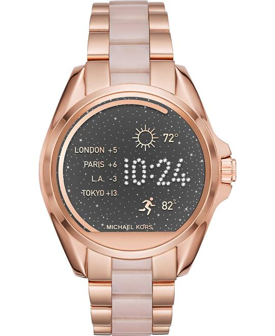 MICHAEL KORS Smartwatch Bradshaw Rose Gold 44.5mm