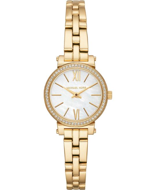 Michael Kors Sofie Gold-Tone Watch 26mm