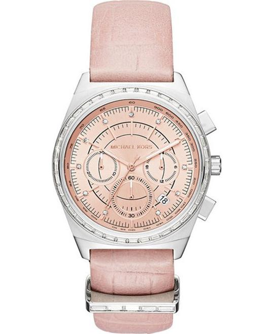 Michael Kors Vail Chronograph Blush Watch 38mm