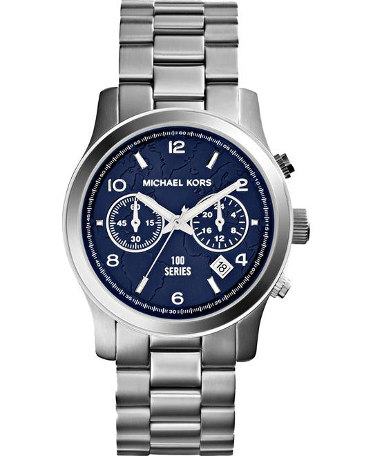 MICHAEL KORS Watch Hunger Stop Runway Watch 45mm