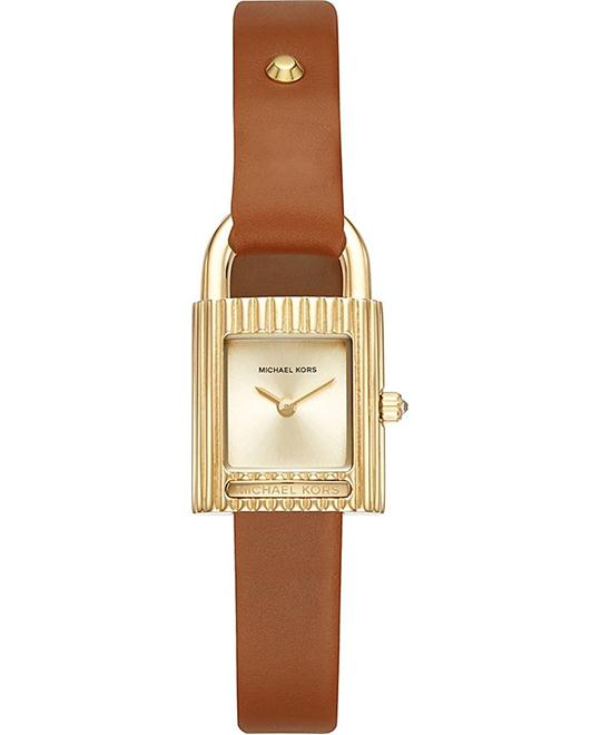 MICHAEL KORS ISADORE TWO-HAND WATCH 22MM