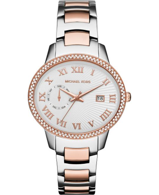 MICHAEL KORS  Whitley Pavé Watch 41mm