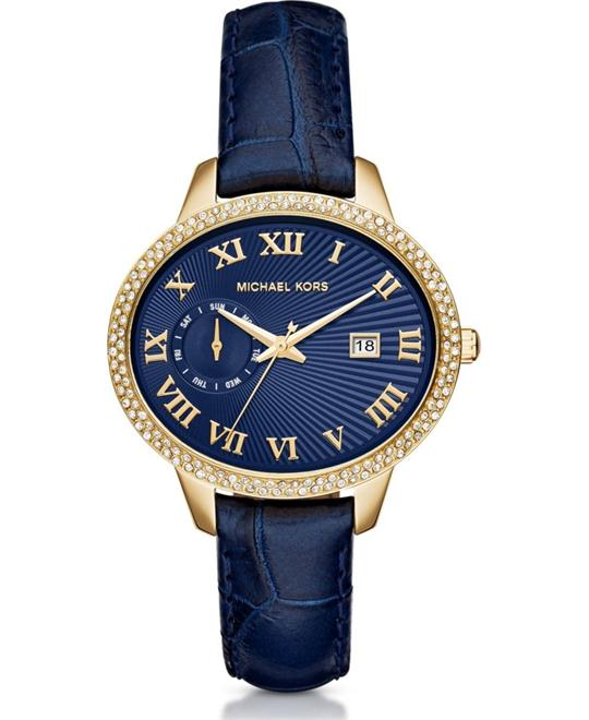 Michael Kors Whitley Women's Blue Watch 41mm