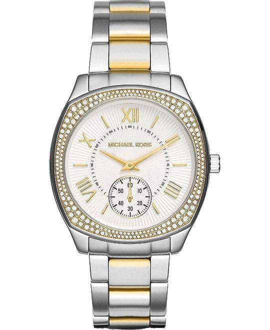 Michael Kors Women's Bryn Two-Tone Watch 40MM