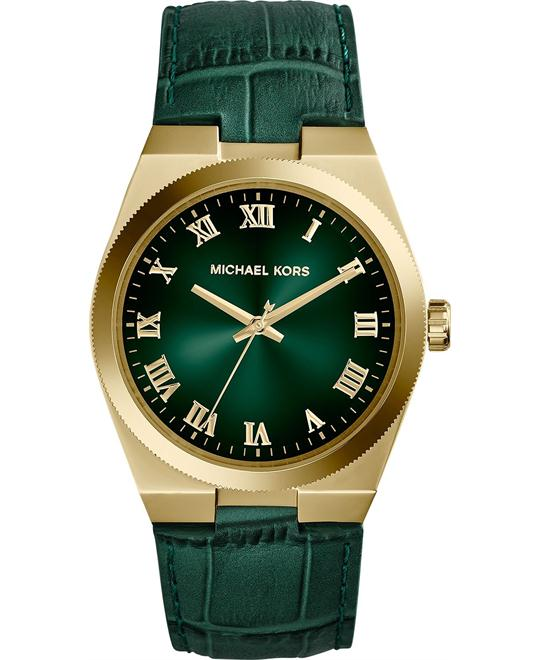 Michael Kors Channing Green Unisex Watch 38mm