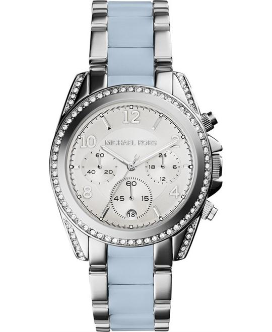 Michael Kors Blair Silver Women's Watch 39mm