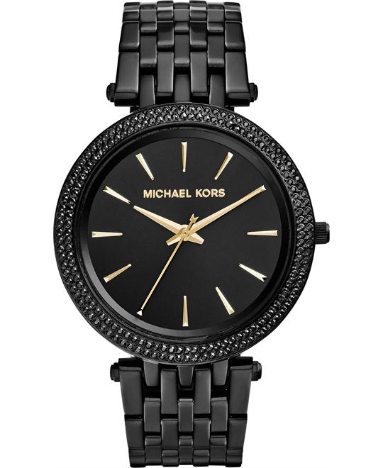 Michael Kors Darci Black Women's Watch 39mm