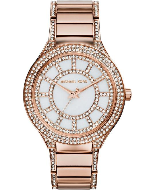 Michael Kors Kerry Rose Gold Unisex Watch 38mm
