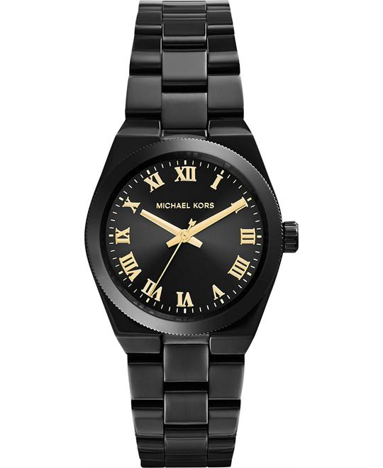 Michael Kors Channing Black Women's Watch 33mm