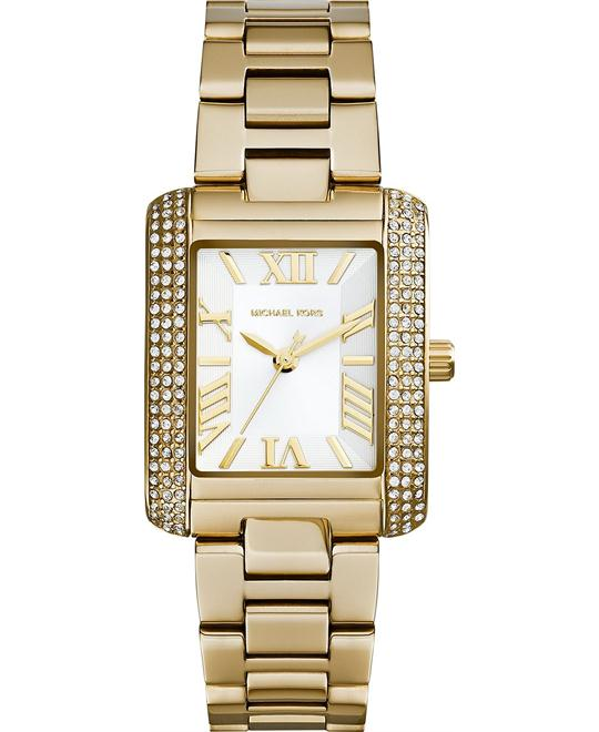 Michael Kors Emery Gold Women's Watch 33x27mm