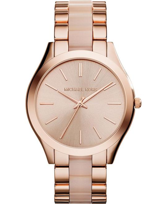 Michael Kors Slim Runway Women's Watch 42mm