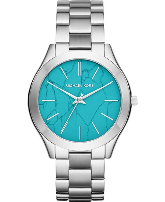 Michael Kors Women's Slim Runway Watch 42mm