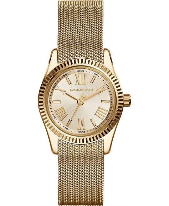 Michael Kors Lexington Petite Gold Women's Watch 26mm