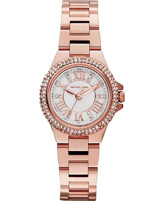 Michael Kors Camille Mini Rose Women's Watch 26mm
