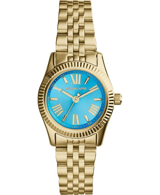 Michael Kors Lexington Ocean Blue Women'sWatch 26mm