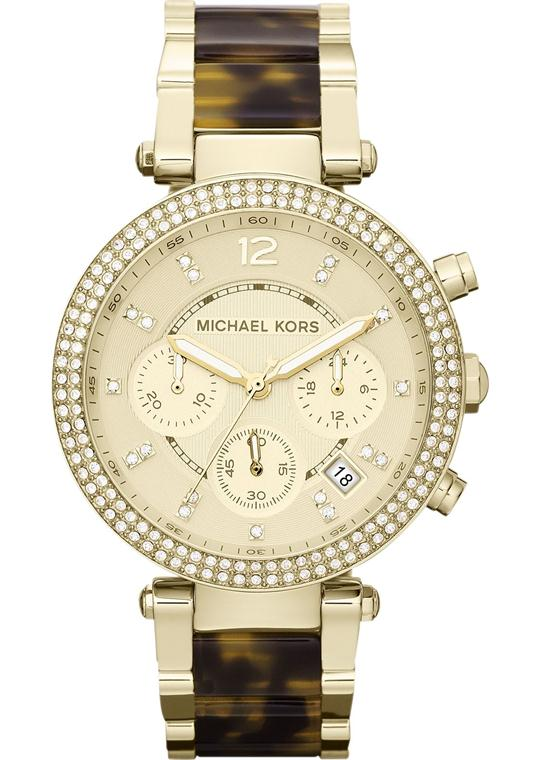 Michael Kors Parker Chronograph Women's Watch 39mm
