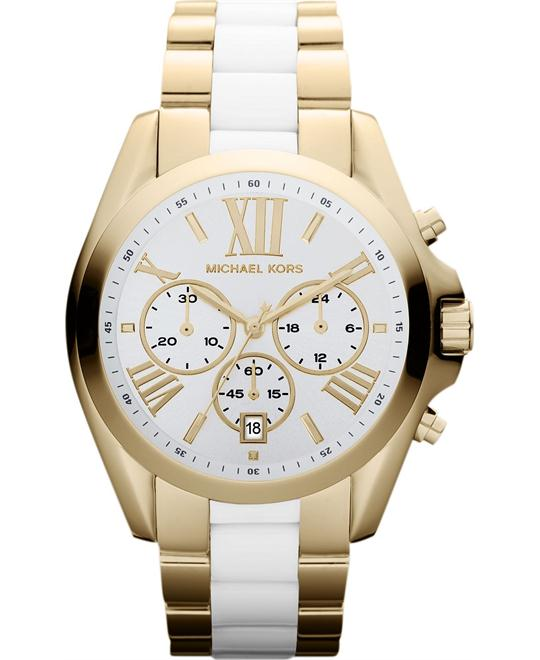 Michael Kors Bradshaw Acetate Men's Watch 43mm