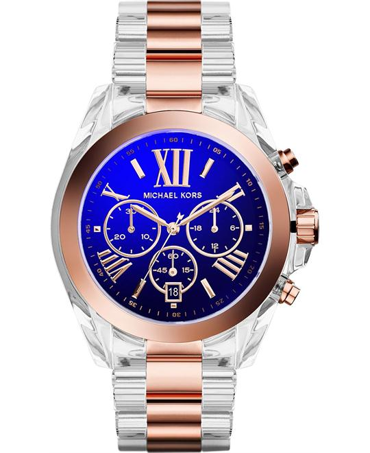 Michael Kors Bradshaw Rose Men's Watch 43mm
