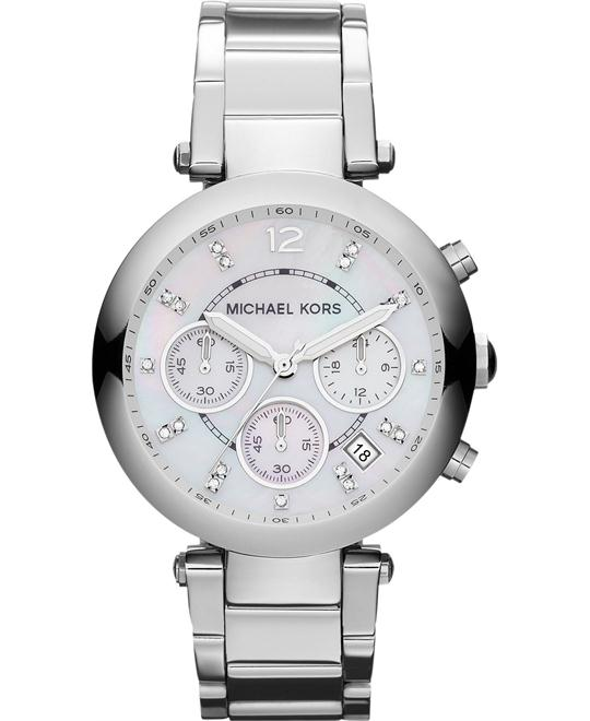 Michael Kors 'Parker' Stainless Women's Watch 39mm