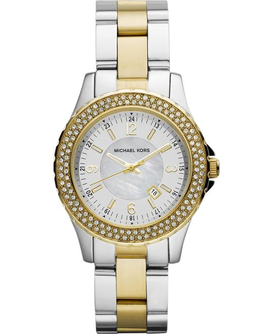 Michael Kors Madison Swarovski Women's Watch 33mm