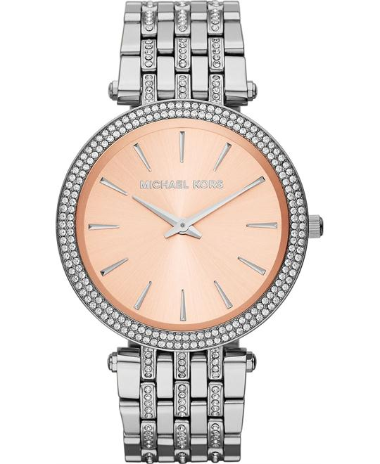 Michael Kors Darci Rose-Gold Dial Women's Watch39mm