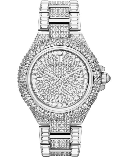 Michael Kors Camille Glitz Unisex Watch  43mm