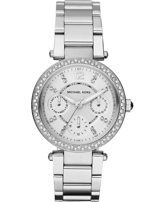 Michael Kors Mini Parker Multi-Function Watch 33mm