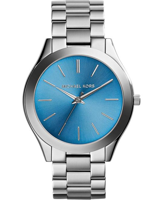 Micheal Kors Slim Runway Unisex Watch 42mm